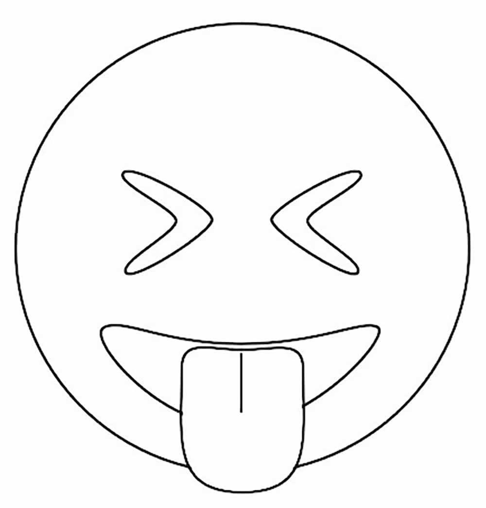 Dibujos faciles de colorear for Comedor facil de dibujar