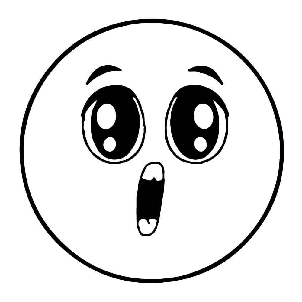 Los Mejores DIBUJOS De Emojis Para Colorear 😃 | DEMOJIS.CO
