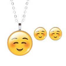 collares de emojis