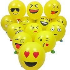 globos de emojis
