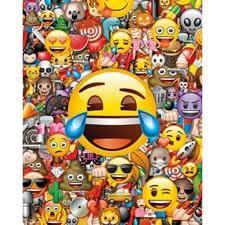 posters de emojis