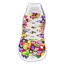 zapatillas de emojis