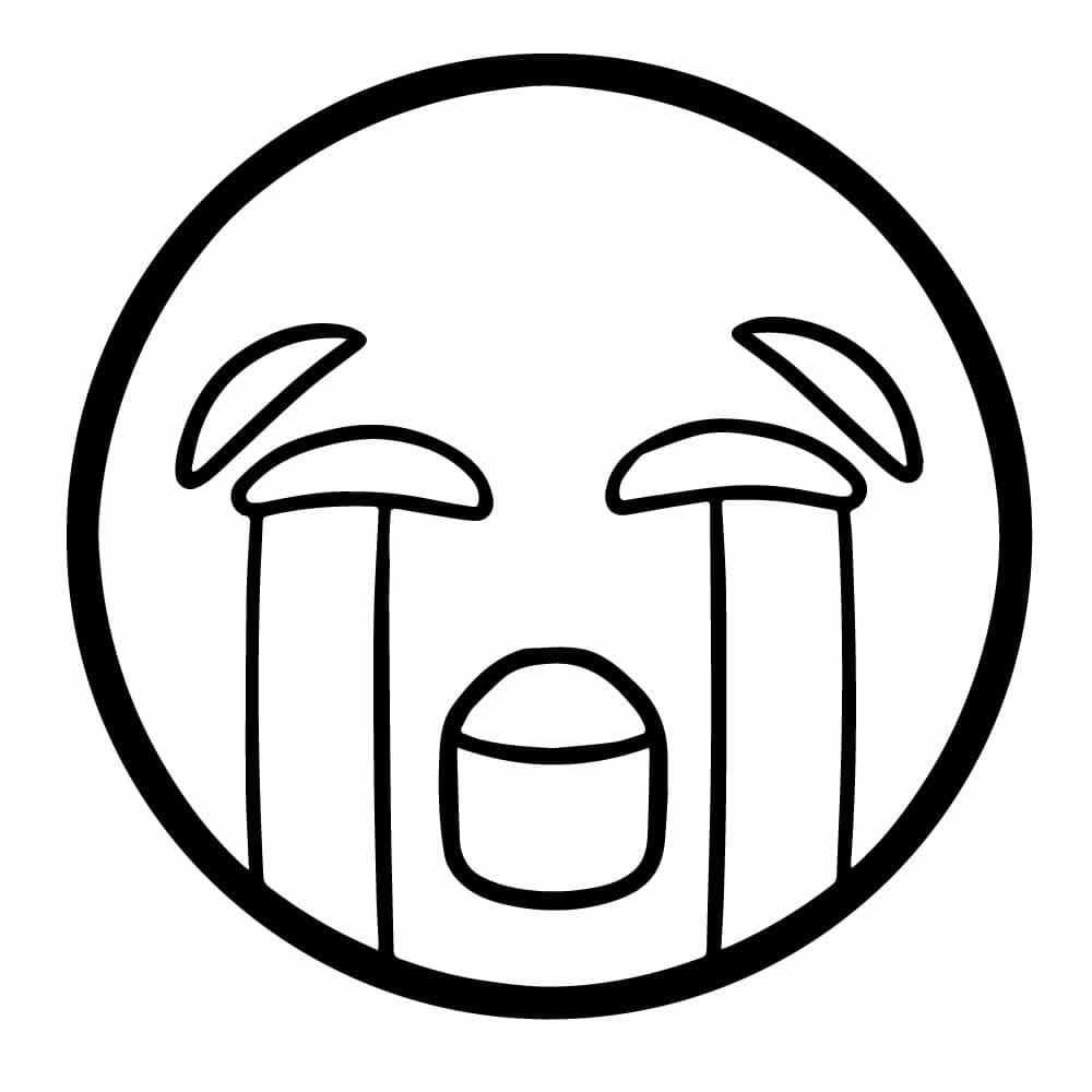 Los Mejores Dibujos De Emojis Para Colorear Demojisco