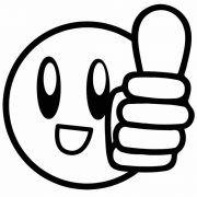 imagenes de emojis para colorear