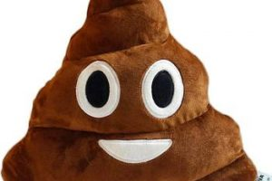 almohadas de emojis