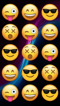 fondos de pantalla de emojis