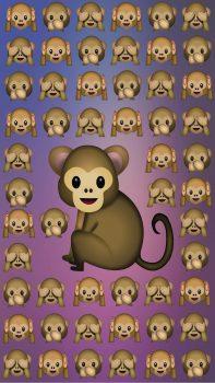 fondos de pantalla de emojis de monitos