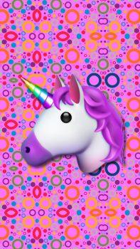 fondos de pantalla de emojis de unicornio