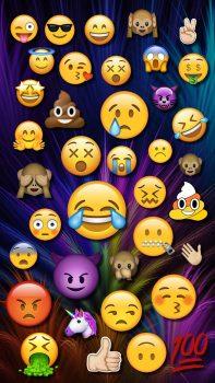 fondos de pantalla de emojis de whatsapp
