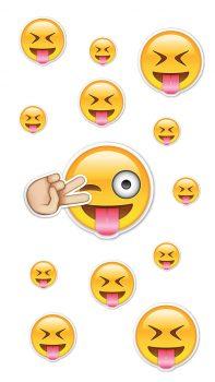 fondos de pantalla de emojis hd