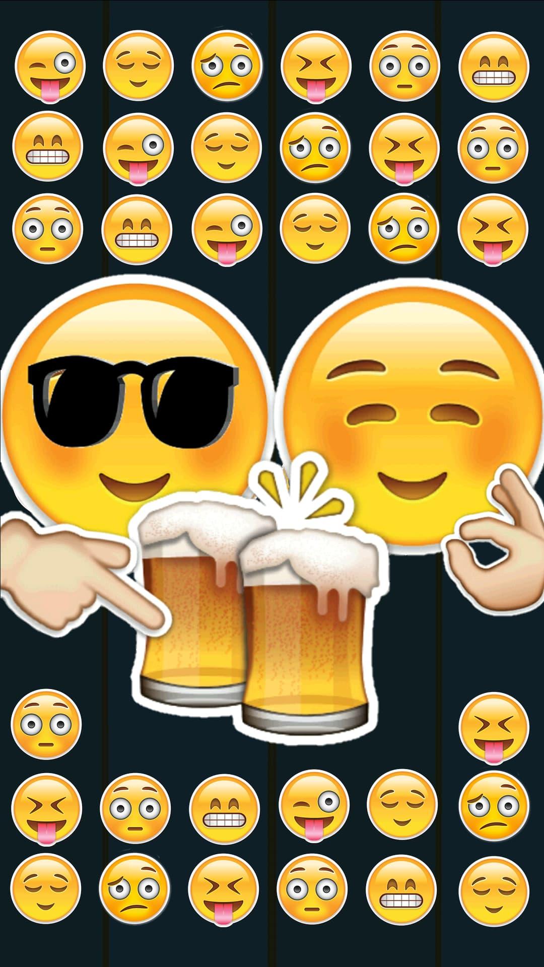 fondos de pantalla de los emojis