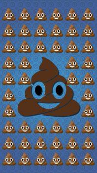 fondos de pantalla emoji caca