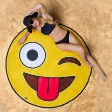 toallas de emojis